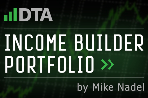 DTA'S INCOME BUILDER PORTFOLIO  - cover