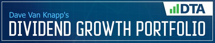 Dave Van Knapp's Dividend Growth Portfolio